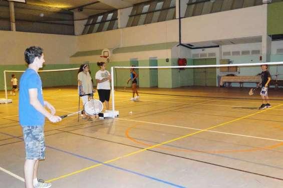 Le badminton n'a pas dit son dernier mot
