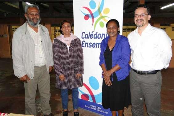 Calédonie ensemble lance sa campagne