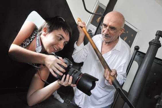 Jeanne Vassard fait son cinéma