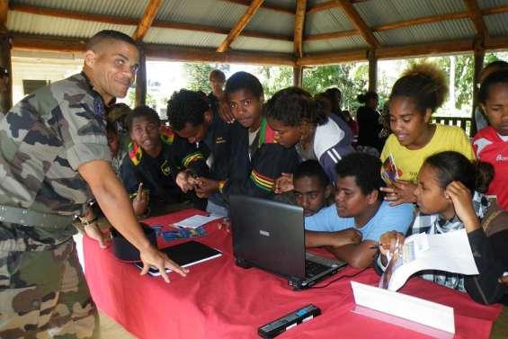 Le GSMA recrute à Kunié