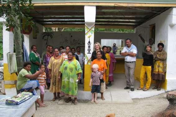 L'Australie soutient les tribus