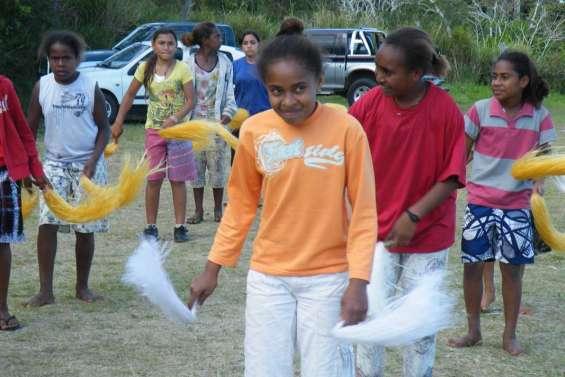Port Vila à un pas de danse