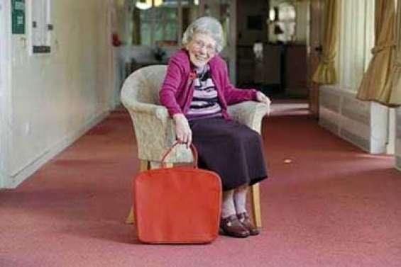 Elle immigre à 102 ans