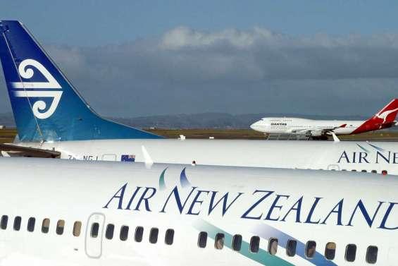 Air New Zealand licencie