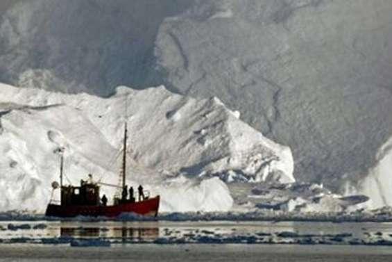 Au secours d'un navire russe