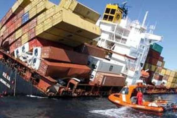 350 tonnes pompées du Rena