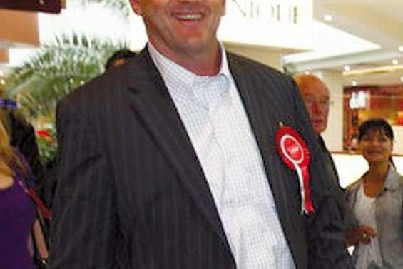 David Shearer nouveau chef de l'opposition
