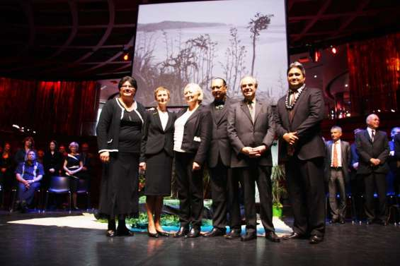 20 têtes maories restituées
