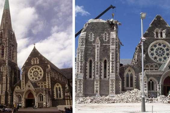 La cathédrale attend un miracle