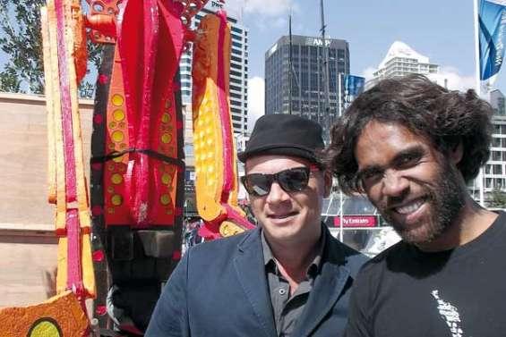 La Calédonie à l'honneur à Auckland