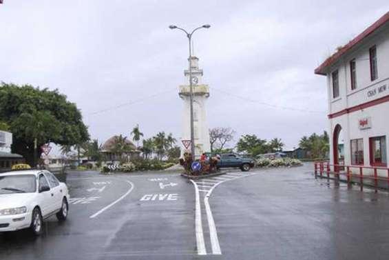 Les Samoa se cherchent