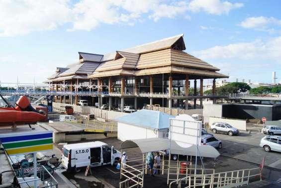 Nouvelle gare maritime, nouvelles taxes