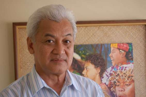 Robert Laufoaulu : «J'ai confiance en mon archipel»