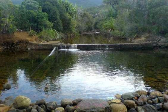 Un réseau d'eau potable vétuste