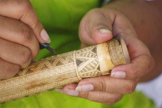 Entre bambous et mine