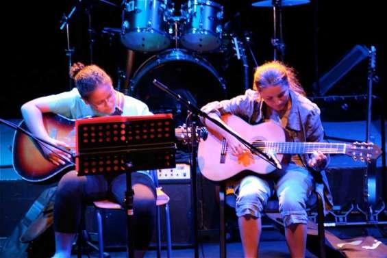 La musique sur le devant de la scène