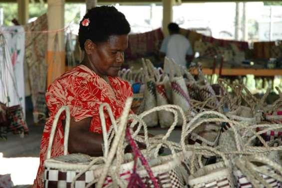 Le Vanuatu s'installe au marché