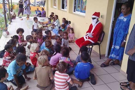 Le père Noël à Jozip