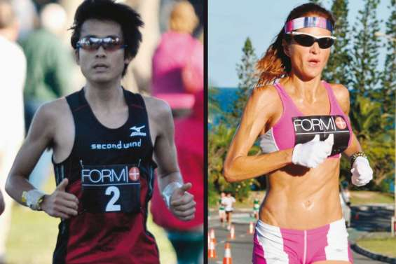 Uchino - Breen, duo gagnant