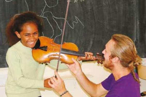La der du violon danois