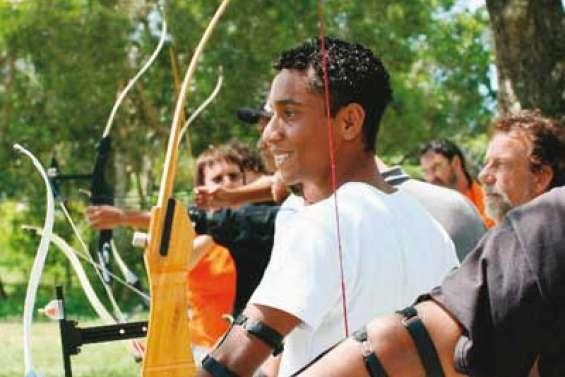 Les Archers de Tipinga reçoivent les collégiens