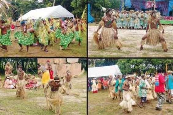Danse, danse, danse à Wanaham