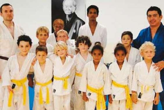 Du nouveau au judo club