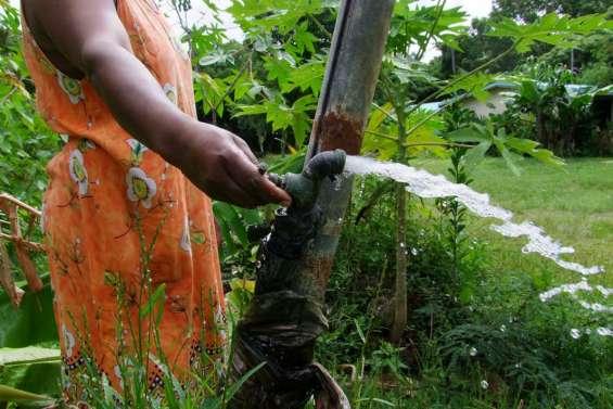 La guerre au gaspillage de l'eau est déclarée