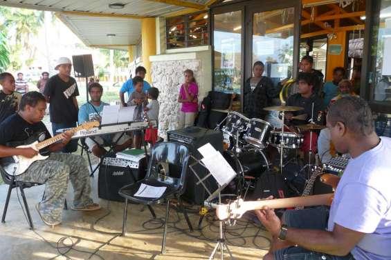Musique des Îles