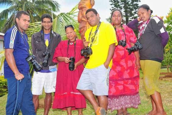 Photographes sous les projecteurs