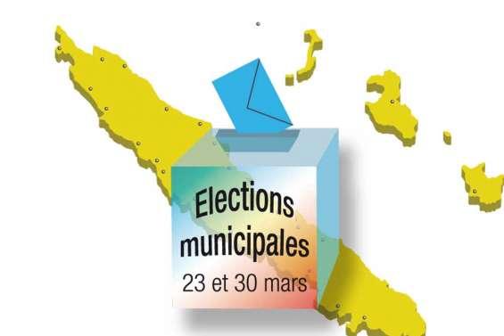 Neuf communes : 47 listes