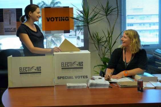 Les Néo-Zélandais peuvent voter au consulat