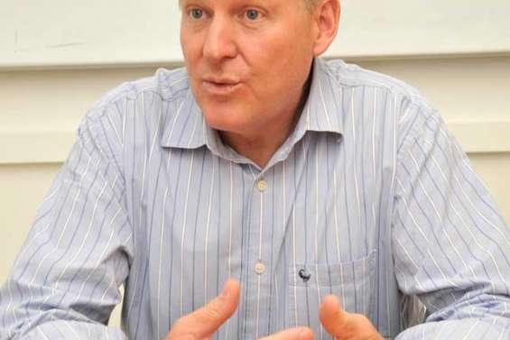 Ian Pearce : Nous sommes tout à fait dans les délais prévus