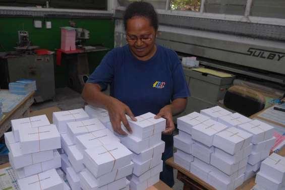 Près de 4,5millions  de bulletins de vote