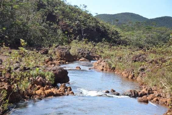 La Kué, rivière fragilisée