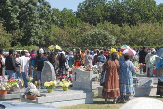 Le jeune Kuma Kuma enterré hier à Nouméa