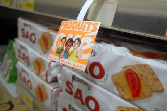 Les produits Oké en sursis