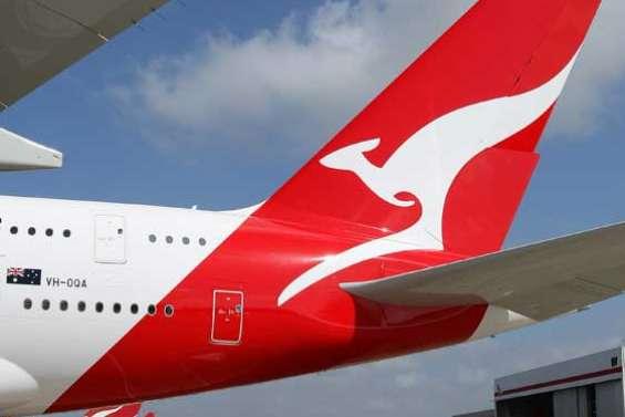 La galère des naufragés de Qantas