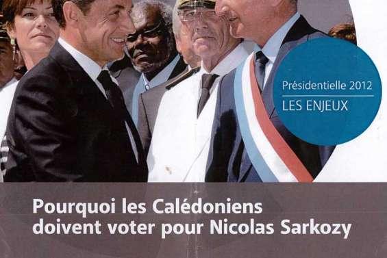 Un tract pro-Sarkozy qui fait débat