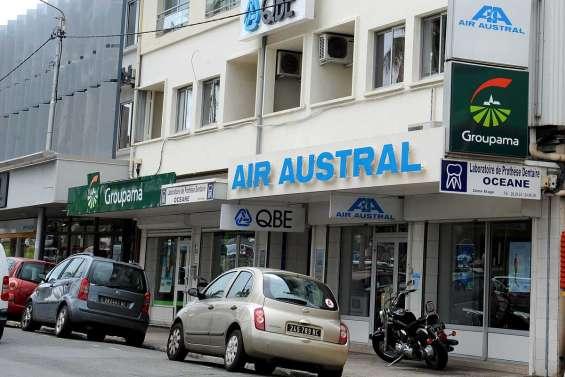 Pas de bousculade chez Air Austral