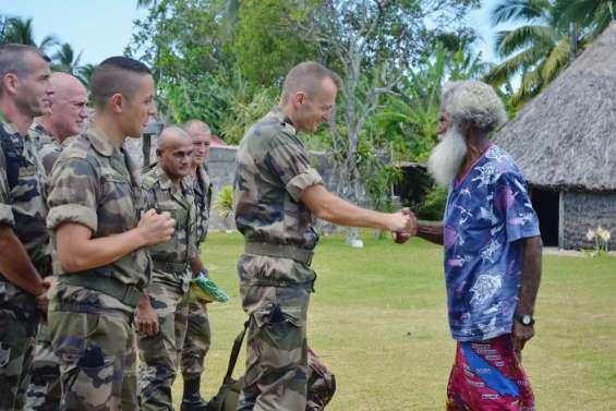 L'armée revient à Gossanah
