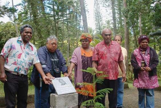 Un mausolée pour Ataï