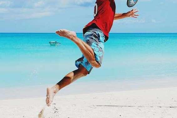 Le beach-tennis décolle
