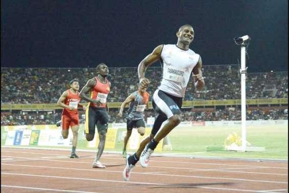 Le roi du 100 m