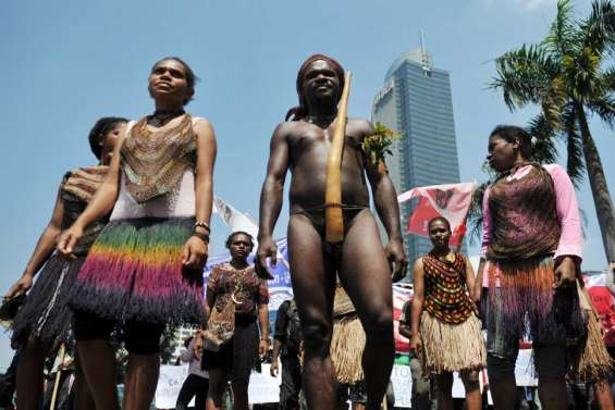 La Papouasie se rebelle
