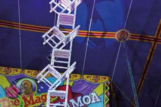 Le cirque, c'est magique !