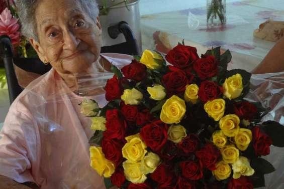 Cent fleurs pour Marguerite