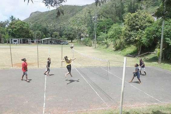 Week-end sportif à Goro