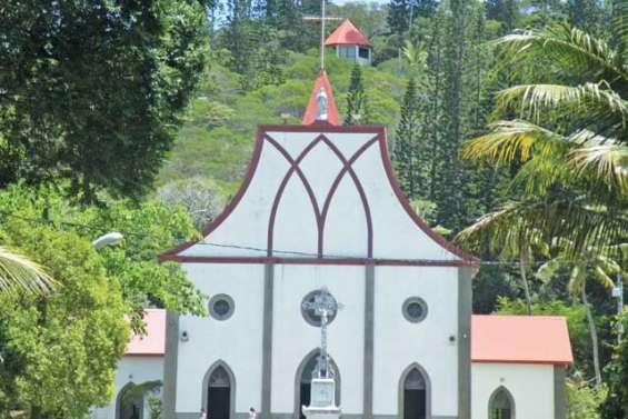 La Vierge qui pleure de Kunié