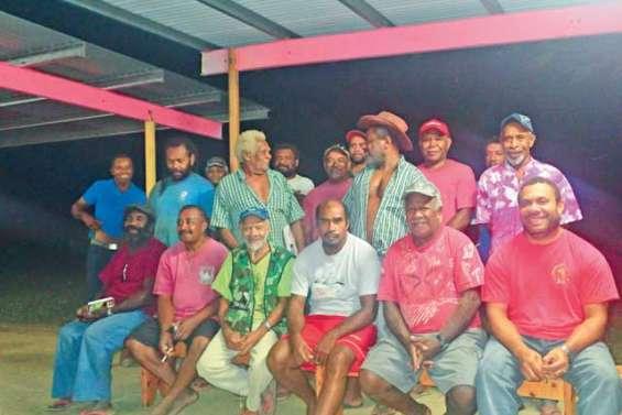 Le conseil du district de Thio se réorganise